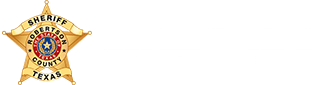 Robertson County Sheriff's Office Logo